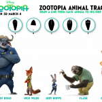 Zootopia Coloring & Activity Sheets and New Clips #Zootopia