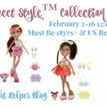Bratz Sweet Style Collection Prize Pack Giveaway