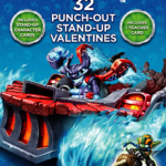 Skylanders SuperCharged Valentine Cards Available at Walmart
