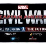 "Marvel's CAPTAIN AMERICA: CIVIL WAR – ""Girls Reforming the Future Challenge"" #CaptainAmericaCivilWar #TeamIronMan"