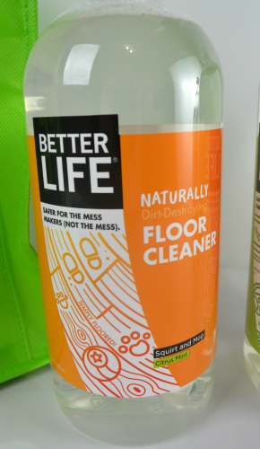 Better Life Natural Cleaning Products It S Free At Last