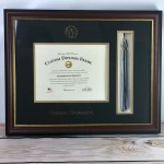 Church Hill Classics College Diploma Frame is perfect Graduation Gift #EarnItFrameIt