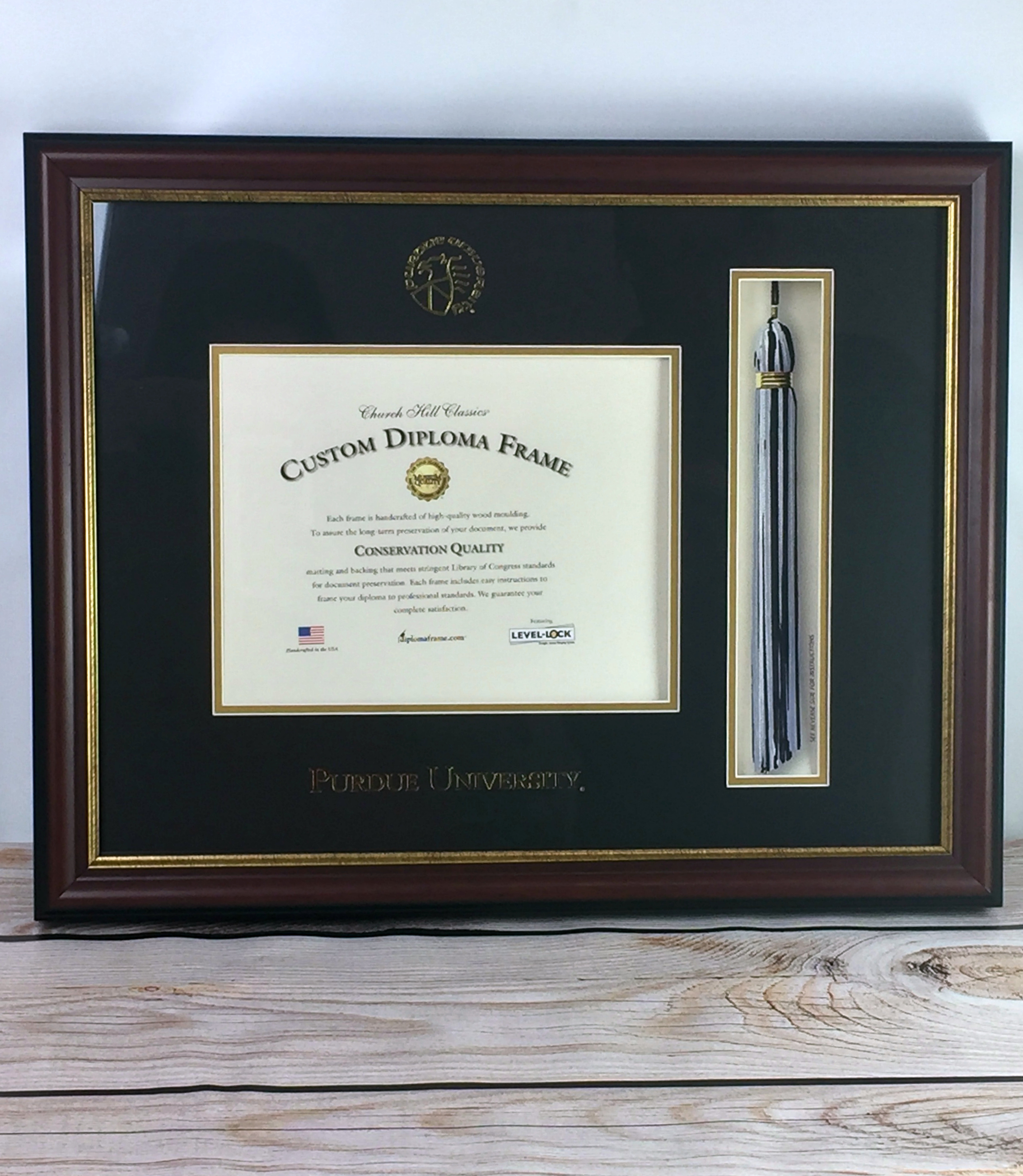 Church Hill Classics College Diploma Frame is perfect Graduation ...