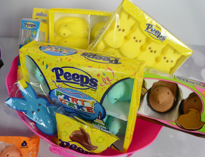 Fill Their Basket This Easter With Delicious Peeps