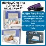 Join Me & RSVP for the Protect-A-Bed #HealthySleepZone Twitter Party March 10th @ 7:30 pm EST!