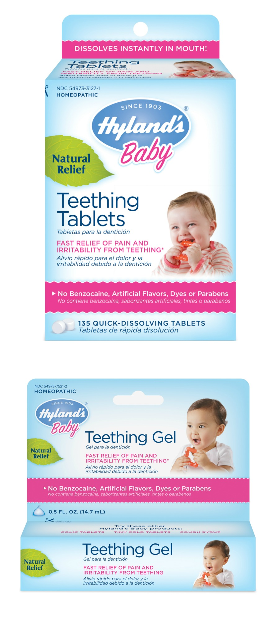 Hyland S Help With Child Oral Care From Teething To