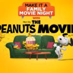 The Peanuts Family Movie Night #ThePeanutsSpring #FHEInsiders #PeanutsMovie