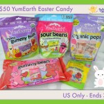 YumEarth is Perfect for Easter – Enter to win $50 Prize Pack