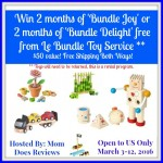 Le Bundle Monthly Educational Toy Subscription #Giveaway $50 arv Ends 3/12