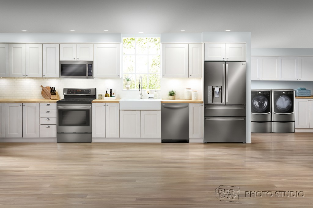 Best Buy Classic Kitchen Earth Day 2016