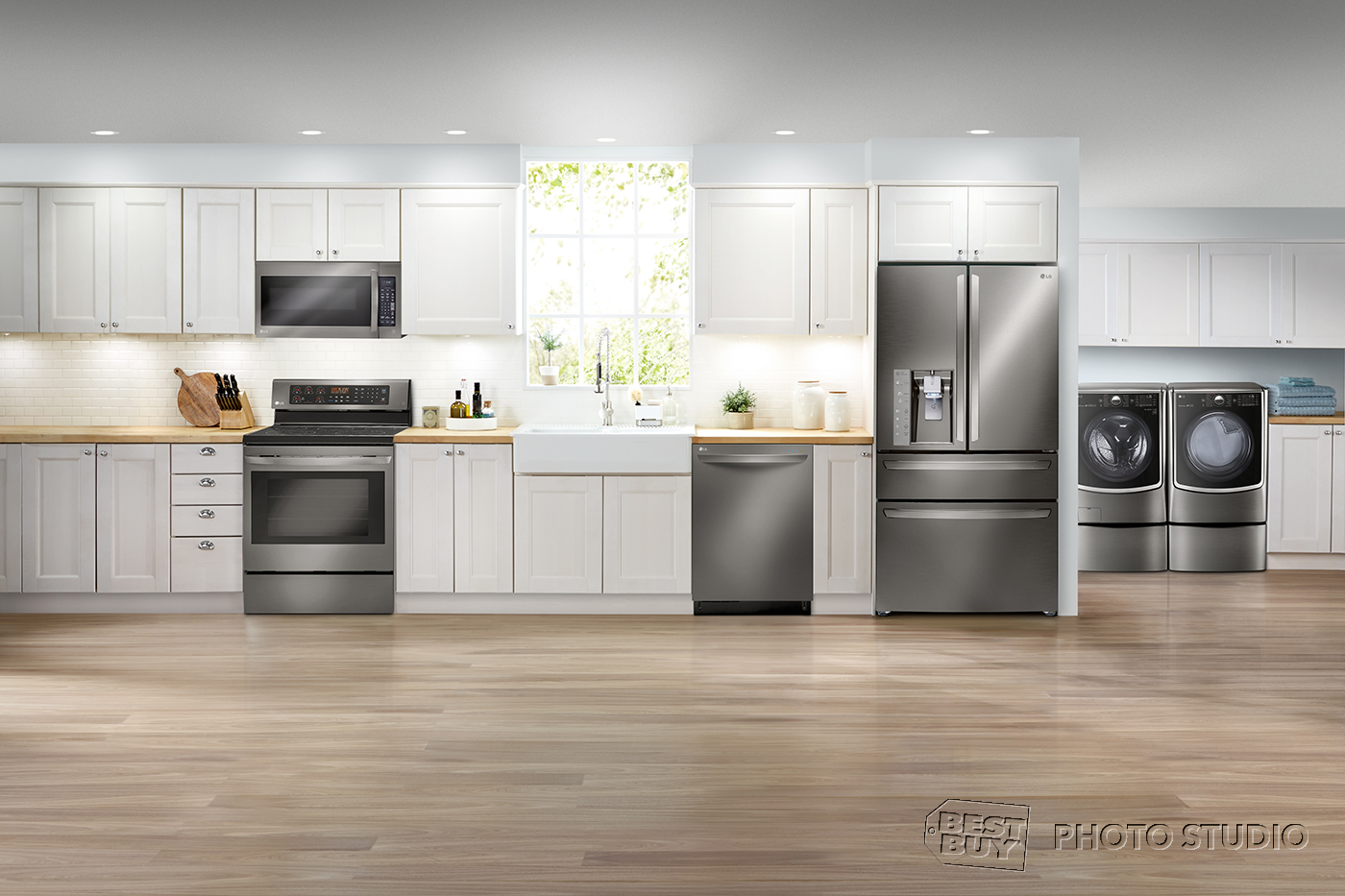 best kitchens to buy celebrate earth day with lgus wash and sidekick 112