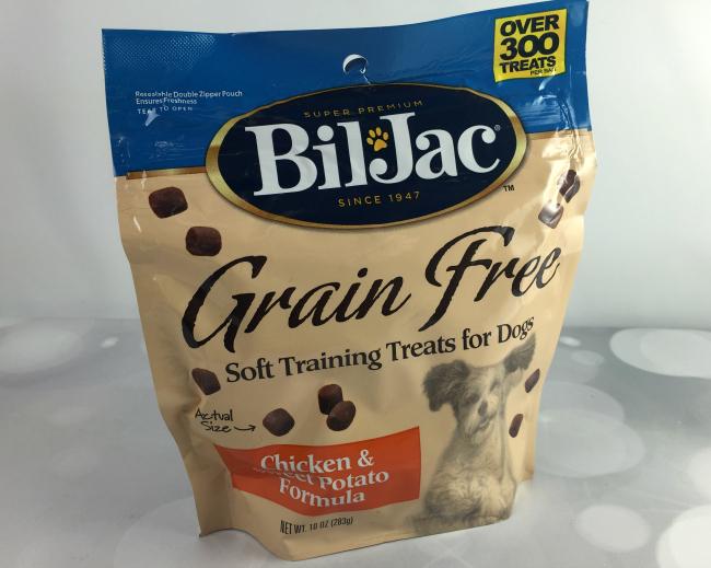 Bil-Jac Grain Free Soft Training Dog Treats