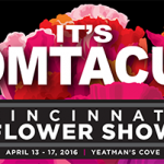 Cincinnati Flower Show – Brides & Blooms Info + Giveaway (Ends 4/12)