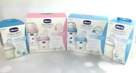 Chicco NaturalFit Advanced Feeding & Soothing System
