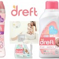 Dreft Baby Care Products good for Babies Skin & Giveaway (Ends 05/14) #DreftSpring