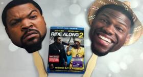 Ride Along 2 on DVD/Blu-Ray April 26