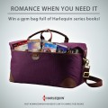 Harlequin Duffel Bag Prize Pack Giveaway