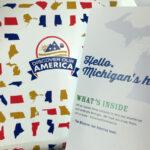 Discover Our America Subscription Box – Michigan Box