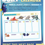 Disney•Pixar's FINDING DORY – MORE FREE Activity SHEETS! #FindingDory #HaveYouSeenHer