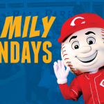 Enjoy Family Sundays with Klosterman and The Cincinnati Reds