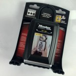 Protect your Home with Master Lock Portable Push Button Lock Box