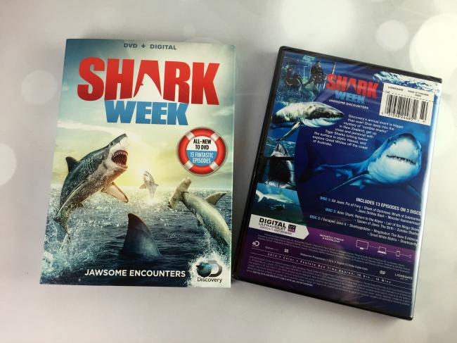 Shark Week DVD -03
