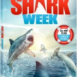 SHARK WEEK: JAWSOME ENCOUNTERS DVD Available June 14th