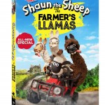 Shaun the Sheep: The Farmer's Llamas DVD Available June 14