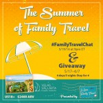 Family Travel Chat Giveaway – Win a trip for 4 to Puerto Vallarta