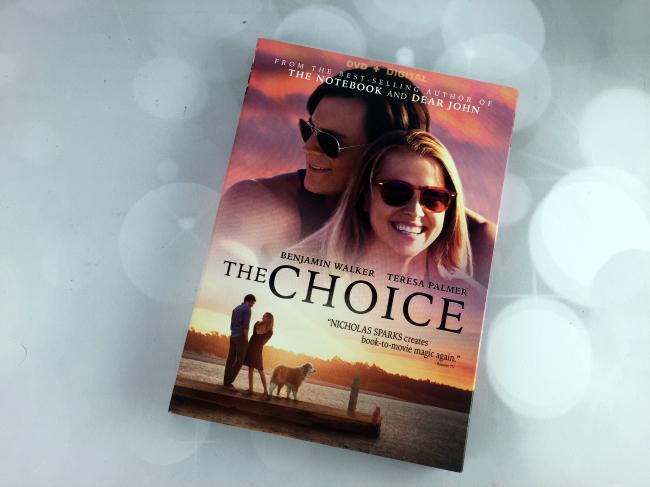 The Choice DVD -01