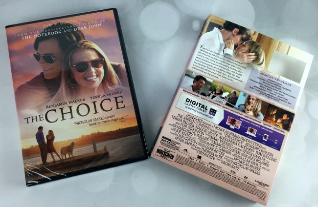 the choice nicholas sparks pdf free