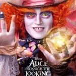 Disney's ALICE THROUGH THE LOOKING GLASS Mad Hatter SURPRISE! #ThroughTheLookingGlass
