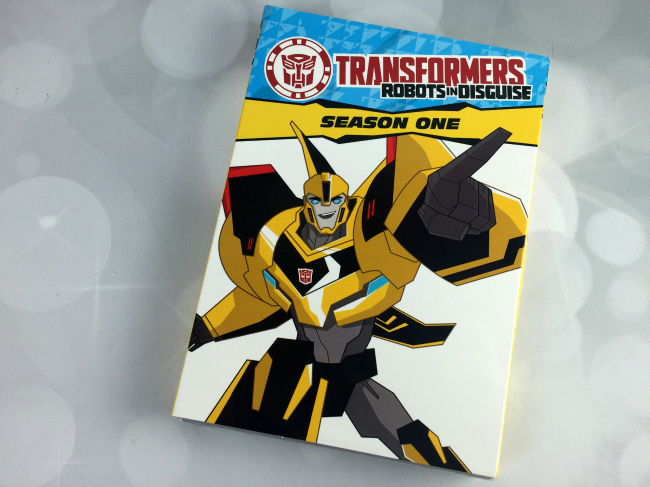Transformers Robots in Disguise Season 1 -01