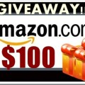 Win $100 on Amazon Giveaway