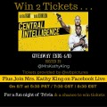 Win 2 Tickets to see Dwayne Johnson in Central Intelligence – In Theaters June 17, 2016
