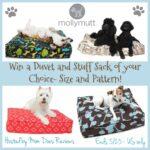 mollymutt Pet Duvet Bed Giveaway