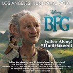 My GIANT trip to LA for Red Carpet Premiere of Disney's The BFG #TheBFGEvent #FutureWormEvent
