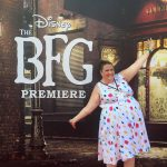 My Gigantic Trip to the Red Carpet Premiere of Disney's THE BFG – In Theaters Everywhere July 1st #TheBFGEvent