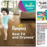 HUGE SAVINGS on Pampers in Sunday Paper June 12 #PampersSavings