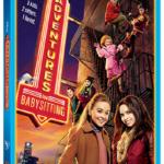 Disney Channel Original Movie Adventures in Babysitting on DVD 6/28