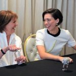 Interview with Dame Penelope Wilton and Rebecca Hall of Disney's New Movie The BFG #TheBFGEvent – In Theaters July 1st!