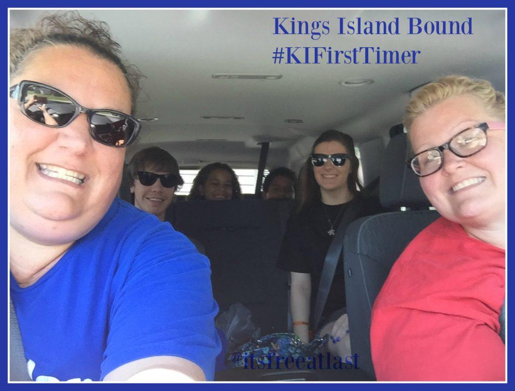 Kings Island Bound