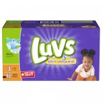 Save BIG on Luvs Brand Diapers with iBotta (and Win $100 AMEX Gift Card Here) #ShareTheLuv