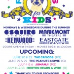 Cincinnati Area Free Movies for Kids This Summer