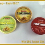 Pine Bros. Throat Drops Now Available at Target Stores