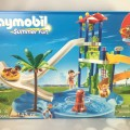 PLAYMOBIL Water Park with Slides Playset Giveaway (Ends 7/10)