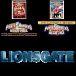 POWER RANGERS MEGAFORCE & SUPER MEGAFORCE Complete Seasons Available on DVD August 16