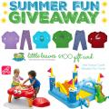Summer Fun MEGA Prize Pack Giveaway