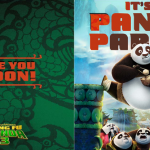 KUNG FU PANDA 3 on DVD Now and Free Family Movie Night Printables