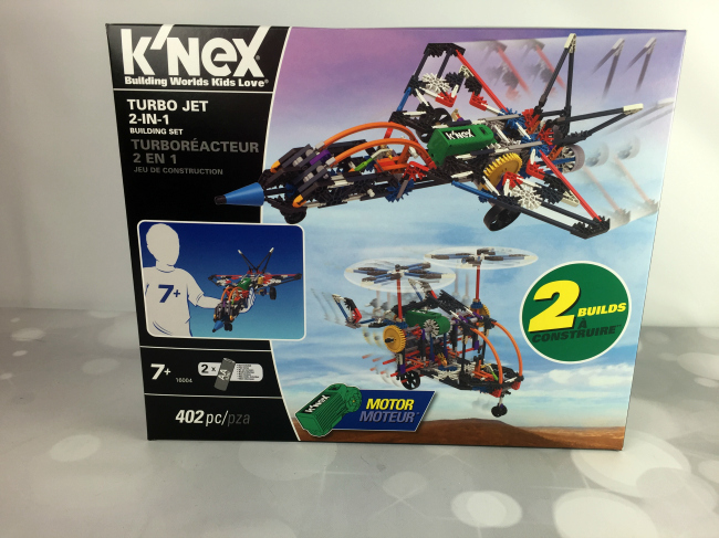 Knex Turbo Jet 2 in 1 -01